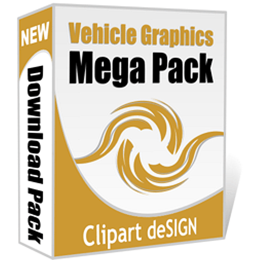 Vehicle Graphics Mega Pack